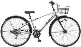 丸石サイクル Maruishi Cycle 26型 子供用自転車 プレアデス(シャインシルバー/外装6段変速) PDP266J【組立商品につき返品不可】 【代金引換配送不可】