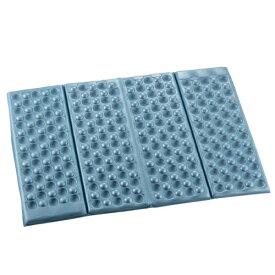 BUNDOK バンドック フォールディングザブトン(約380×275×15mm/ブルー) BD-514EB