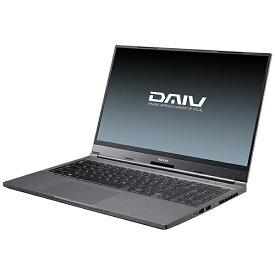 マウスコンピュータ MouseComputer D5N201101 ノートパソコン DAIV [15.6型 /intel Core i7 /SSD:1TB /メモリ:32GB]