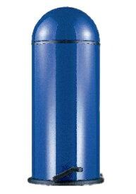 Wesco ウェスコ ペダルビン&メタルライナー CAPBOY MAXI ブルー 120531-53 [22L /ペダル式]
