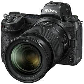 ニコン Nikon Nikon Z 6II ミラーレス一眼カメラ 24-70 レンズキット ブラック [ズームレンズ]【point_rb】