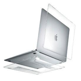 サンワサプライ SANWA SUPPLY MacBook Air(Retinaディスプレイ、13インチ、2020)用 ハードシェルカバー クリア IN-CMACA1304CL
