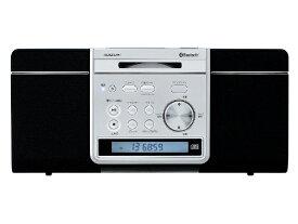 コイズミ KOIZUMI CDラジオ ブラック SDB-4344 [Bluetooth対応 /ワイドFM対応]