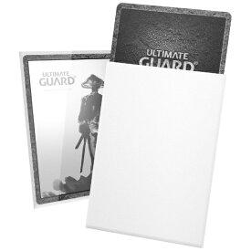 アルティメットガード Ultimate Guard KATANAスリーブ JPサイズ 白(60枚入り)