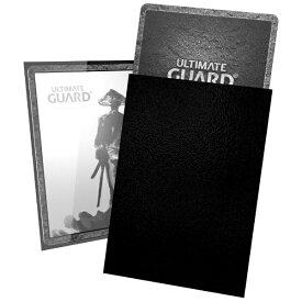 アルティメットガード Ultimate Guard KATANAスリーブ JPサイズ 黒(60枚入り)