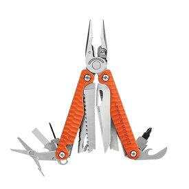 LEATHERMAN マルチツール CHARGE+ G10 Orange チャージ プラス G10 オレンジ 72384
