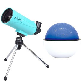 ビックカメラ限定セット 天体望遠鏡 星空観察セット [カタディオプトリック式 /スマホ対応]