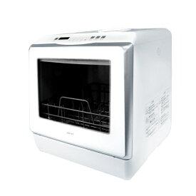 ソウイジャパン SOUYI 自動食器洗い乾燥機 ホワイト SY-118 [3人用]