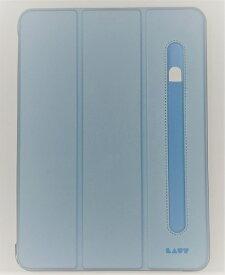 LAUT ラウ 10.9インチ iPad Air(第4世代) HUEX フォリオケース スカイブルー L_IPD20_HP_BL