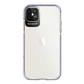 サムライワークス SAMURAI WORKS iPhone12/12Pro 耐衝撃背面ケース Purple
