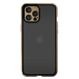 サムライワークス SAMURAI WORKS iPhone12Pro Max 360°両面保護バンパーケース GOLD