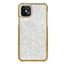 サムライワークス SAMURAI WORKS iPhone12/12Pro 背面ケース White hologram