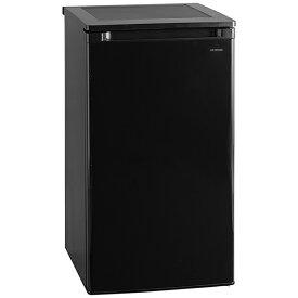 アイリスオーヤマ IRIS OHYAMA 冷凍庫 IUSD-6B-B [1ドア /右開きタイプ /60L]