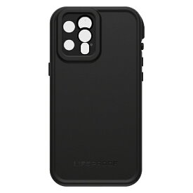 LIFEPROOF ライフプルーフ LIFEPROOF - FRE for iPhone 12 Pro Max [ BLACK ] 77-65458 BLACK