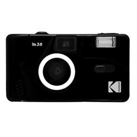 コダック Kodak M38 フィルムカメラ ブラック【2111_cpn】