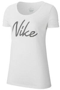 ナイキ NIKE レディース Tシャツウィメンズ DFCT スコープ ロゴ XD(Mサイズ/ホワイト)CQ0259-100