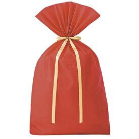 ササガワ SASAGAWA 巾着袋 超BIG W レッド 50-3751