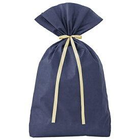 ササガワ SASAGAWA 巾着袋 超BIG W ネイビー 50-3750
