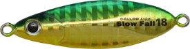 JACKSON ギャロップAスローフォール 28g GGD ゴールドD