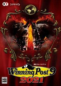 【2021年04月15日発売】 コーエーテクモゲームス KOEI Winning Post 9 2021 [Windows用]