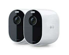 Arlo アーロ Arlo Essential カメラ2台モデル VMC2230-100APS[フルHD /暗視対応 /無線接続 /屋外対応]
