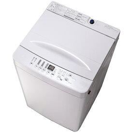 TAGlabel by amadana タグレーベル バイ アマダナ 【ビックカメラグループオリジナル】全自動洗濯機 ホワイト AT-WM5511-WH [洗濯5.5kg /乾燥機能無 /上開き]HWT55D[洗濯機 5.5kg ]【point_rb】