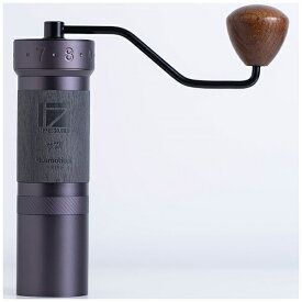 1ZPRESSO LG-1ZPRESSO-JPPRO コーヒーグラインダー JPpro ブラック