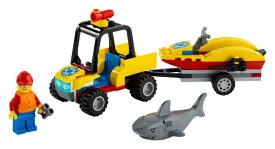 レゴジャパン LEGO LEGO(レゴ) 60286 シティ ビーチレスキューATV