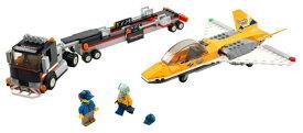 レゴジャパン LEGO LEGO(レゴ) 60289 シティ 航空ショーのジェット輸送車