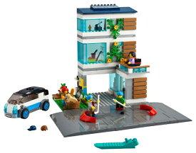 レゴジャパン LEGO LEGO(レゴ) 60291 シティ モダンハウス ロードプレート付