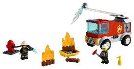 レゴジャパン LEGO LEGO(レゴ) 60280 シティ 消防はしご車