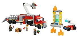 レゴジャパン LEGO LEGO(レゴ) 60282 シティ 消防指令基地