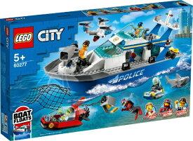 レゴジャパン LEGO LEGO(レゴ) 60277 シティ ポリスパトロールボート