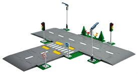 レゴジャパン LEGO LEGO(レゴ) 60304 シティ つながる!ロードプレート 交差点