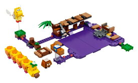 レゴジャパン LEGO LEGO(レゴ) 71383 スーパーマリオ ハナチャン と フリフリアクション チャレンジ