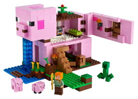 レゴジャパン LEGO LEGO(レゴ) 21170 マインクラフト ブタのおうち