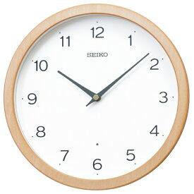 セイコー SEIKO 掛け時計 【スタンダード】 天然色木地 KX267B [電波自動受信機能有]