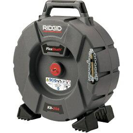 RIDGE リッジ RIDGID フレックスシャフトK—9—204 64278