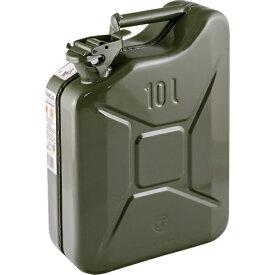 GELG GELG ガソリン携行缶 10L ジェリカン グリーン 859