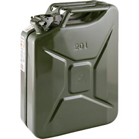 GELG GELG ガソリン携行缶 20L ジェリカン グリーン 860