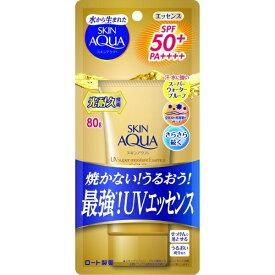 ロート製薬 ROHTO スキンアクア スーパーモイスチャーエッセンスゴールド 80g SPF+ PA++++