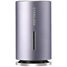SUNRISE 自動ディスペンサー機能付き超音波加湿器 SUNRISE パープル K119JH014P [超音波式]