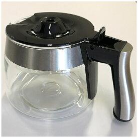 デロンギ Delonghi アクティブドリップコーヒーメーカーICM12011J用ガラスジャグ ICM12GJ-BK