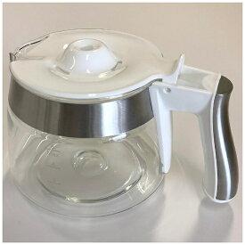 デロンギ Delonghi アクティブドリップコーヒーメーカーICM12011J用ガラスジャグ ICM12GJ-W