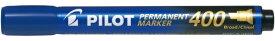 パイロット PILOT マーカーパーマネントマーカー400ブルー MPM-10B-L