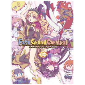 【2021年08月25日発売】 ソニーミュージックマーケティング Fate/Grand Carnival 2nd Season 完全生産限定版【DVD】