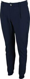 ルコック le coq メンズ ゴルフパンツ マルチデザイン ジョガーパンツ(82サイズ/ネイビー) QGMRJD01
