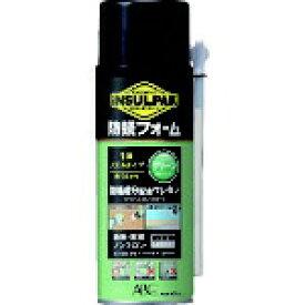 ABC エー・ビー・シー ABC 簡易型発泡ウレタンフォーム 1液ノズルタイプ インサルパック インサル防蟻フォーム 435ml フォーム色: グリーン IBF