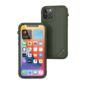 トリニティ Trinity カタリスト iPhone 12/12 Pro 衝撃吸収 Vibe CT-IPVCIP20M-GR グリーン