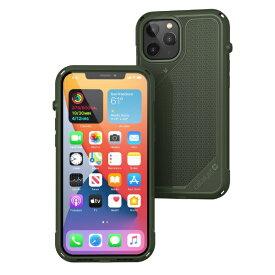 トリニティ Trinity カタリスト iPhone 12 Pro Max 衝撃吸収 Vibe CT-IPVCIP20L-GR グリーン